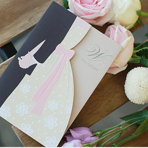 In thiệp cưới đẹp, giá rẻ tại Hà Nội
