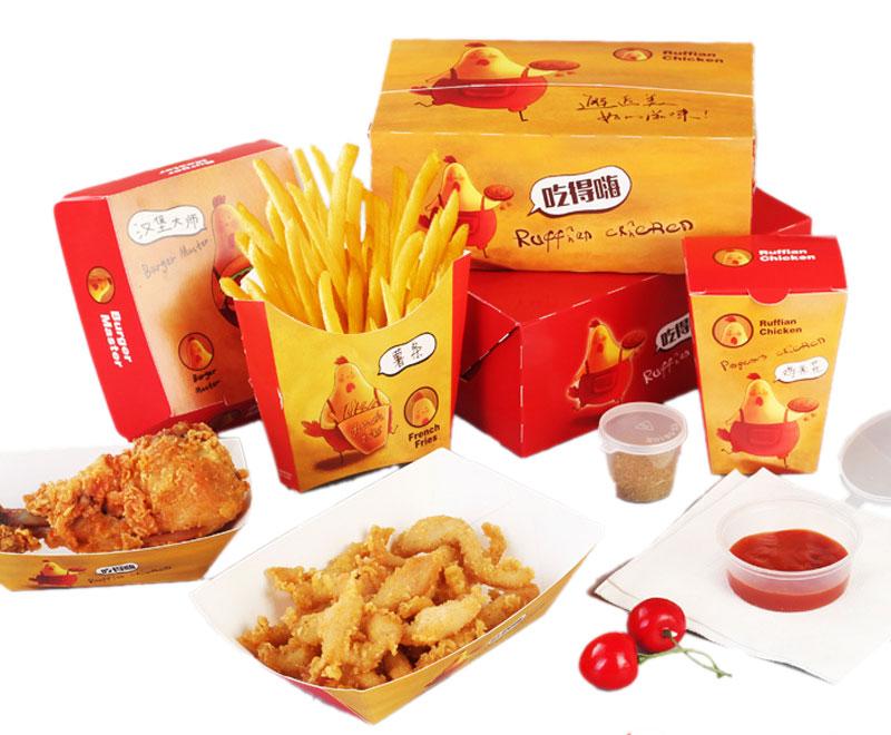 Túi giấy đựng đồ ăn nhanh Hà Nội
