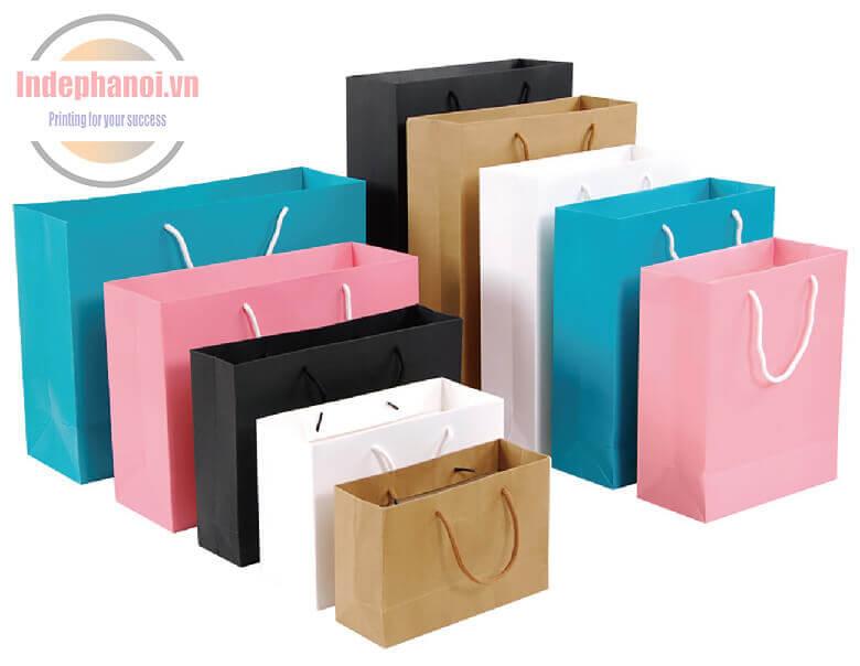 Túi giấy bán sẵn giá rẻ
