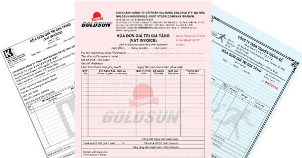 in hóa đơn bán lẻ, hóa đơn GTGT hà nội
