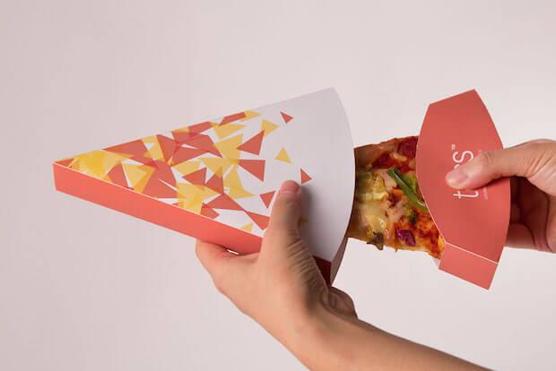 Mẫu Hộp Bánh pizza đẹp 29