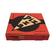 Mẫu Hộp Bánh pizza đẹp 08