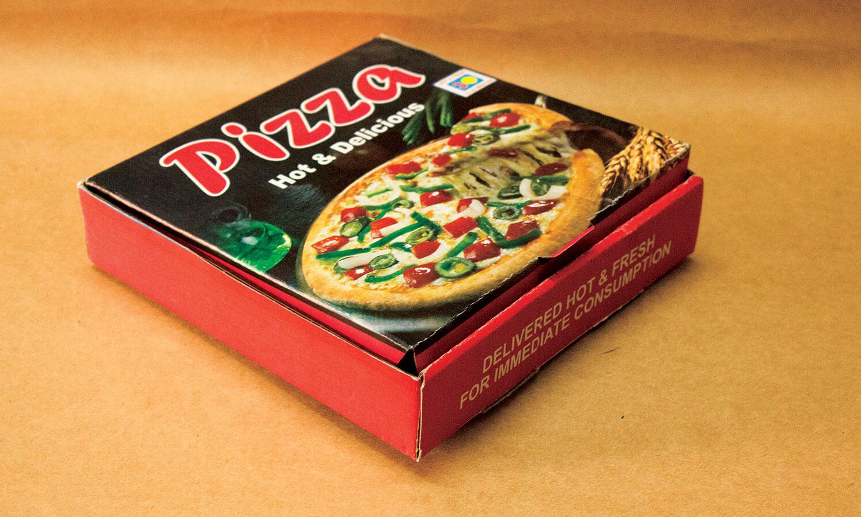 Mẫu Hộp Bánh pizza đẹp 25