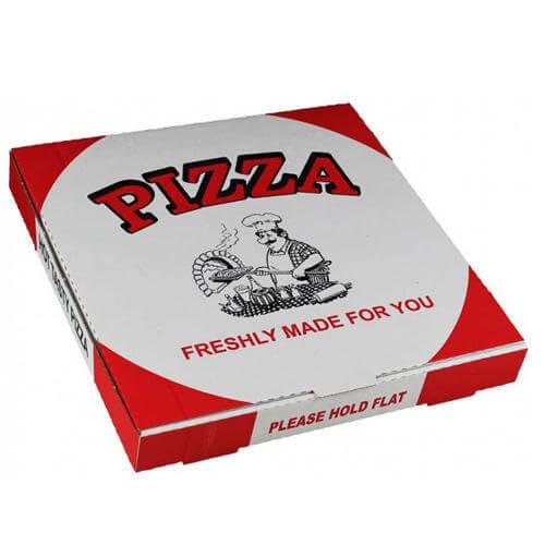 Mẫu Hộp Bánh pizza đẹp 23