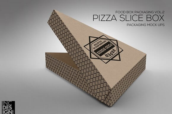 Mẫu Hộp Bánh pizza đẹp 21