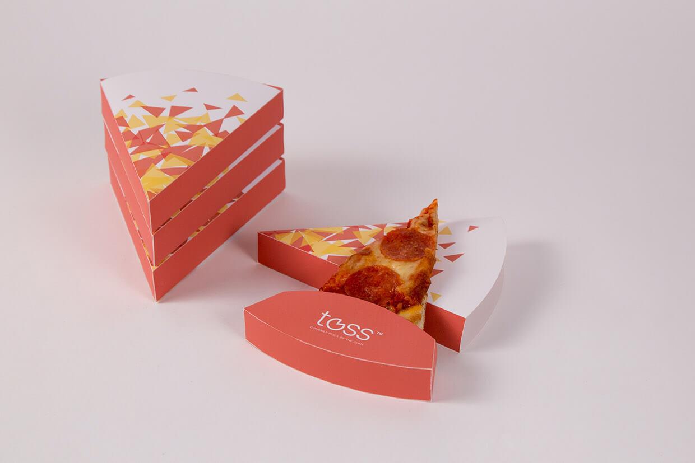 Mẫu Hộp Bánh pizza đẹp 20