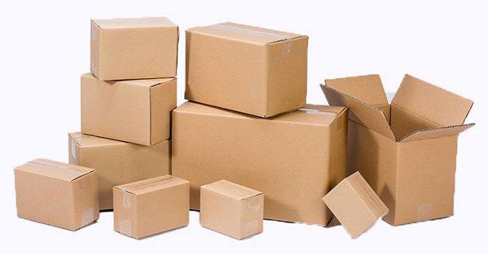 Mua hộp carton nhỏ đóng hàng tại Hà Nội