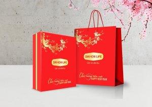 Dịch vụ in túi giấy doanh nghiệp