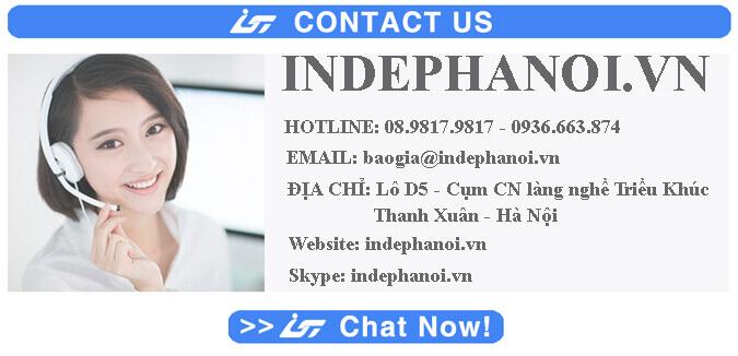 Xưởng in standee giá rẻ lấy ngay tại Hà Nội