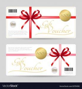 Thiết kế voucher đẹp