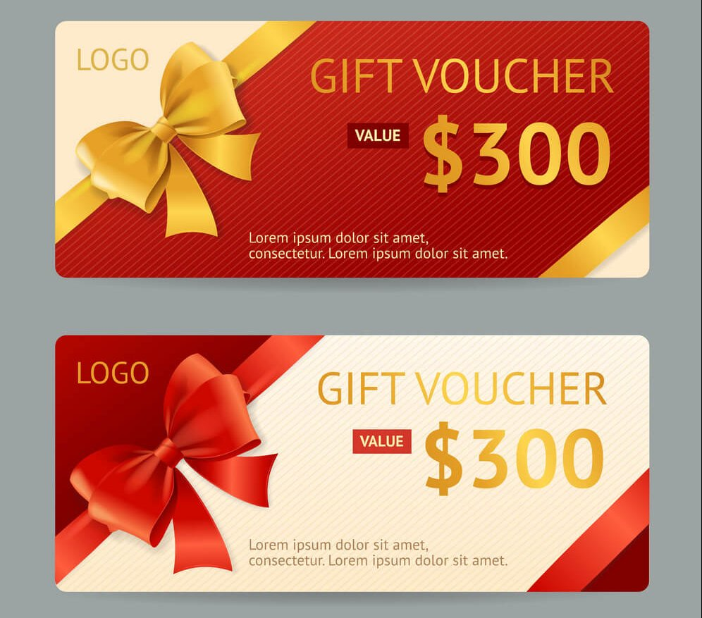 Gift voucher là gì?