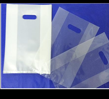 Túi nilon HD trong