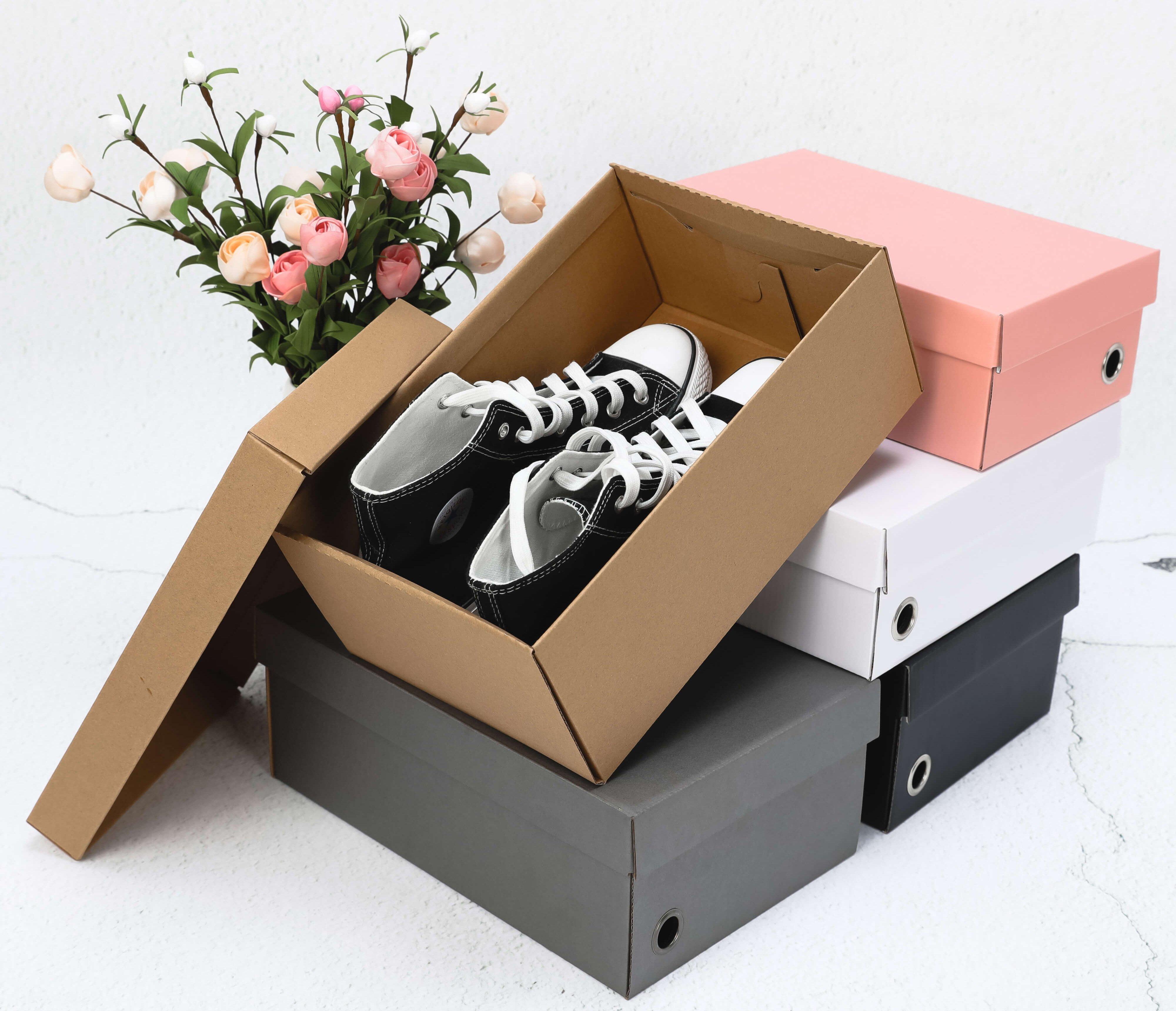 Mua hộp đựng giày ở đâu?