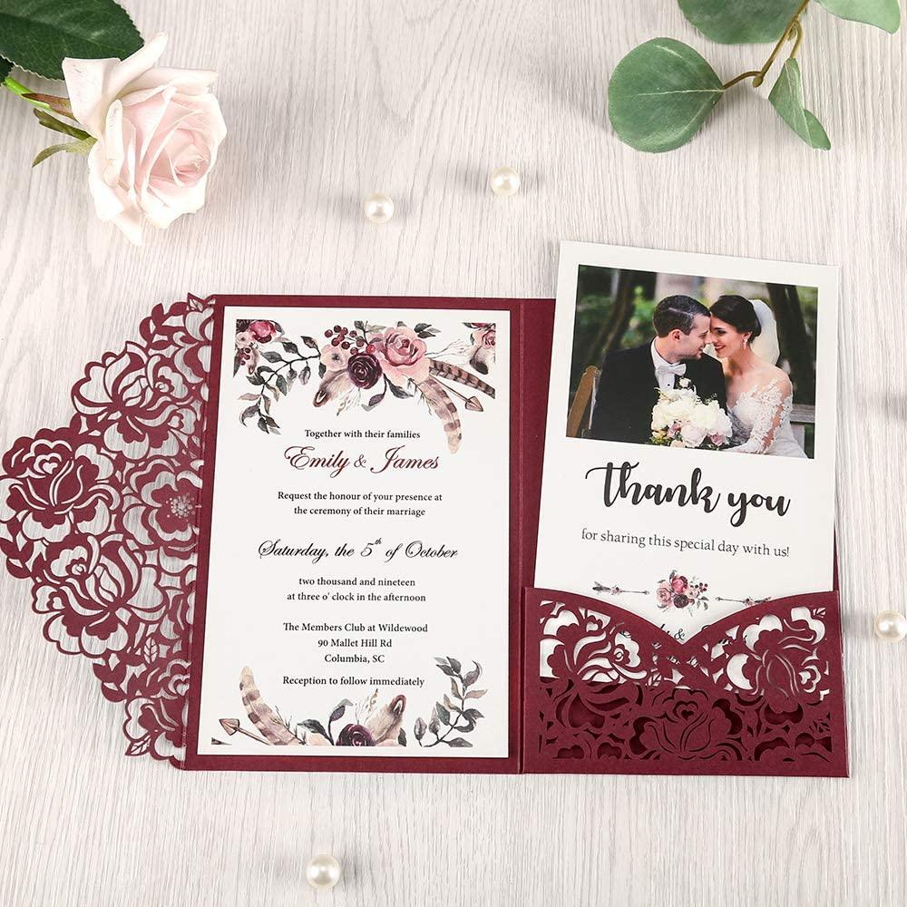 In thiệp cưới lấy ngay tại Hải Phòng
