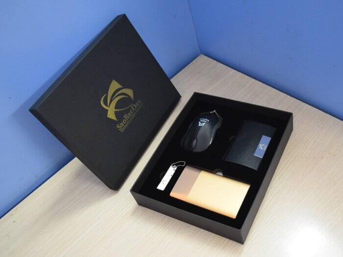 Bộ hộp quà tặng cao cấp