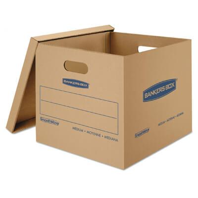 In thùng carton đựng hồ sơ số lượng ít