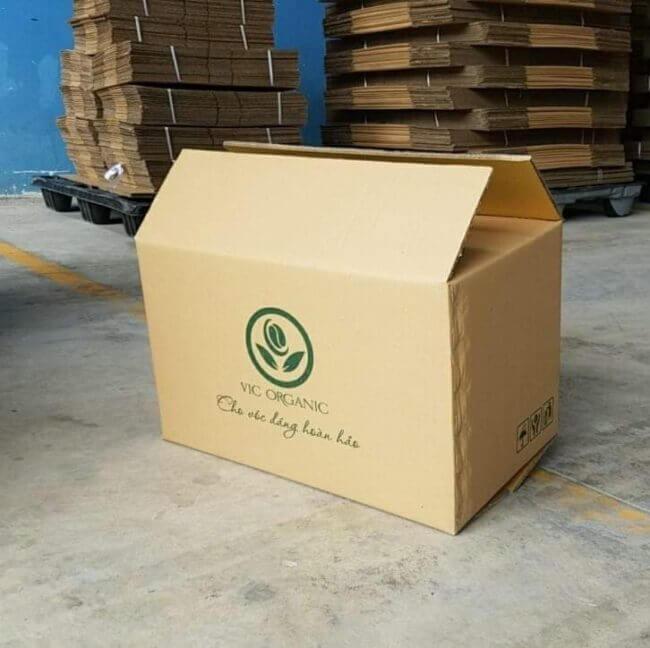 In thùng carton 60x40x40 theo yêu cầu