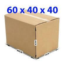 Thùng carton 60x40x40