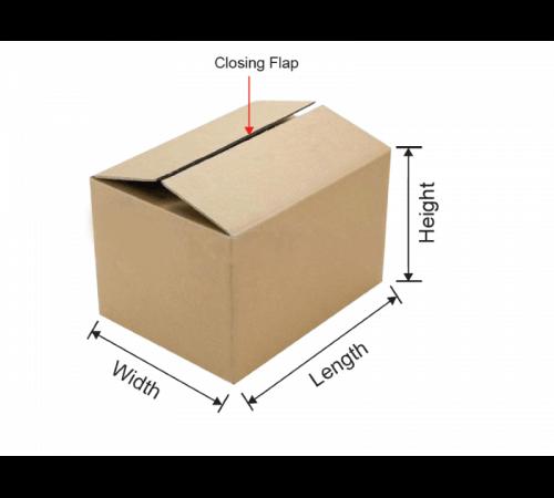 Thông số kỹ thuật thùng carton 60x40x40