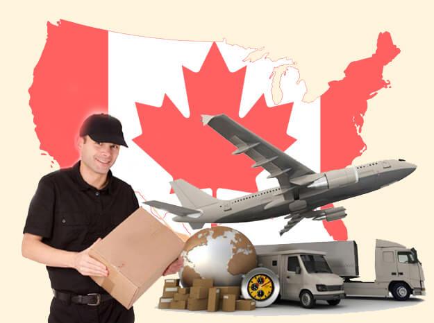 Thùng carton đóng hàng đi máy bay