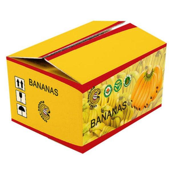 Thùng carton đựng trái cây in offset